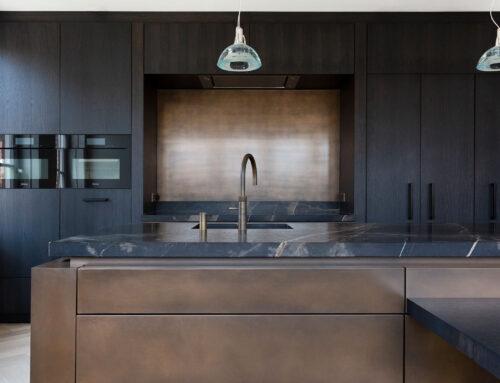 Bronzen Keuken